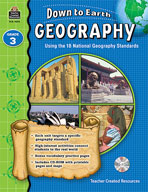 Down to Earth Geography: Grade 3