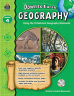 Down to Earth Geography: Grade 4