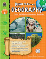 Down to Earth Geography: Grade 5