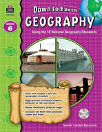 Down to Earth Geography: Grade 6