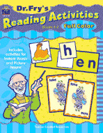 Dr. Fry's Reading Activities, Grades 1-2