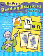 Dr. Fry's Reading Activities: Grades 1-2 (Enhanced eBook)