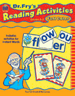Dr. Fry's Reading Activities, Grades 2-3