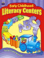Early Childhood Literacy Centers (Enhanced eBook)