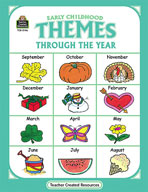 Early Childhood Themes Through the Year (Enhanced eBook)
