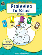 Early Language Skills: Begining to Read