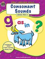 Early Language Skills: Consonant Sounds