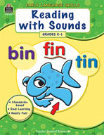 Early Language Skills: Reading with Sounds (Enhanced eBook)