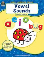 Early Language Skills: Vowel Sounds (Enhanced eBook)