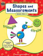 Early Math Skills: Shapes and Measurements (Enhanced eBook)