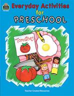 Everyday Activities for Preschool (Enhanced eBook)