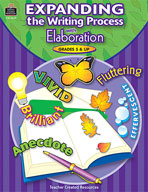 Expanding the Writing Process with Elaboration (Enhanced eBook)