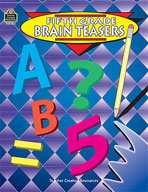 Fifth: Grade Brain Teasers (Enhanced eBook)
