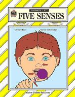 Five Senses Thematic Unit (Enhanced eBook)