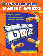 Flipping Over Making Words: Grade 3 (Enhanced eBook)