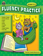 Fluency Practice: Grades 2-3 (Enhanced eBook)