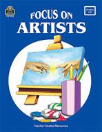 Focus On Artists (Enhanced eBook)