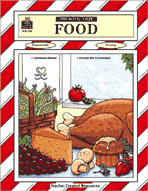Food Thematic Unit (Enhanced eBook)