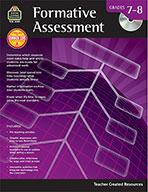 Formative Assessment Grade 7-8 (Enhanced eBook)
