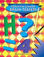 Fourth: Grade Brain Teasers (Enhanced eBook)