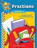 Fractions: Grade 3 (Enhanced eBook)