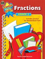 Fractions: Grade 5 (Enhanced eBook)