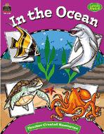Full-Color In the Ocean (Enhanced eBook)