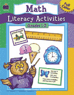 Full-Color Math Literacy Activities (Enhanced eBook)