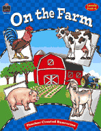 Full Color On the Farm