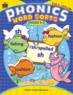 Full-Color Phonics Word Sorts