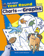 Full-Color Year Round Charts and Graphs (Enhanced eBook)