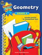 Geometry: Grade 4 (Enhanced eBook)