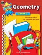 Geometry: Grades 3-4 (Enhanced eBook)