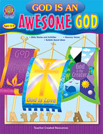 God is an Awesome God