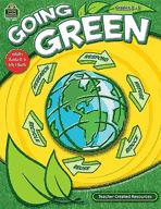 Going Green: Grades 3-5 (Enhanced eBook)