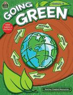 Going Green: Grades 6-8 (Enhanced eBook)