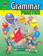 Grammar Practice for: Grades 1-2 (Enhanced eBook)