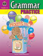 Grammar Practice for: Grades 3-4 (Enhanced eBook)