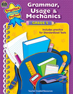 Grammar, Usage & Mechanics Grade 5
