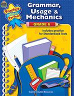 Grammar, Usage & Mechanics Grade 6