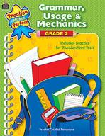 Grammar, Usage and Mechanics: Grade 2 (Enhanced eBook)