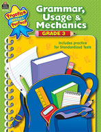 Grammar, Usage and Mechanics: Grade 3 (Enhanced eBook)