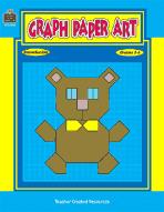 Graph Paper Art (Enhanced eBook)