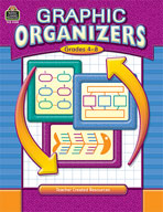 Graphic Organizers: Grades 4-8 (Enhanced eBook)