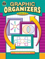 Graphic Organizers: Grades K-3 (Enhanced eBook)