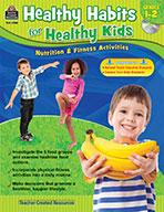 Healthy Habits for Healthy Kids Grade 1-2 (Enhanced eBook)