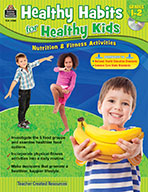 Healthy Habits for Healthy Kids Grade 1-2 (Enhanced eBook)