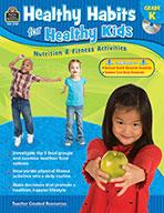 Healthy Habits for Healthy Kids Grade K (Enhanced eBook)