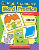 High Frequency Word Practice (Enhanced eBook)