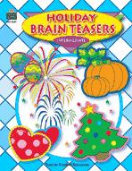 Holiday Brain Teasers (Enhanced eBook)